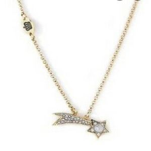 Juicy Couture Shooting Star Wish Necklace